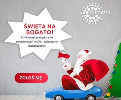Zgarnij świąteczne niespodzianki od KWO